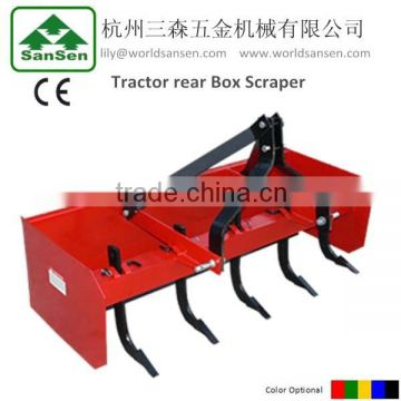 3point Box Scrapers Land Leveller Agriculture implements for tractors