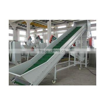 Waste PET bottle plastic machinery equipment