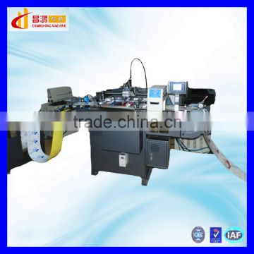 CH-320 New Semi-automatic flatbed screen printer
