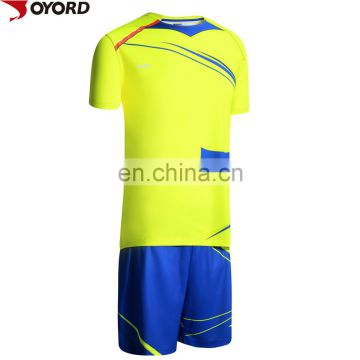OEM Service Football Training Jersey, Blank Soccer Uniform