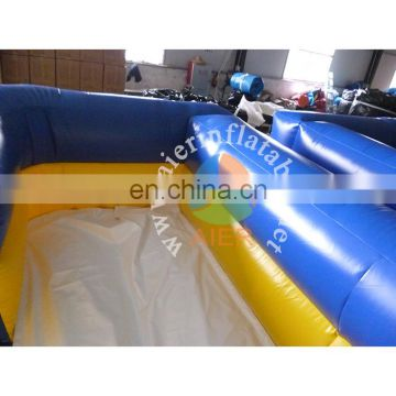 New Style Commercial double Giant Inflatable Slide For Fun, Cheap Double Lanes Inflatable bouncer water slide