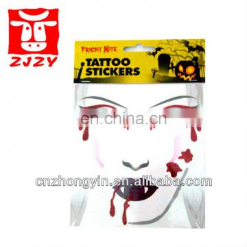 High quality Fack Tattoo with high quality (ZY3-1010)