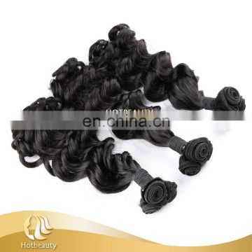 7a Best Quality Unprocessed Human Virgin Aunty Funmi Hair