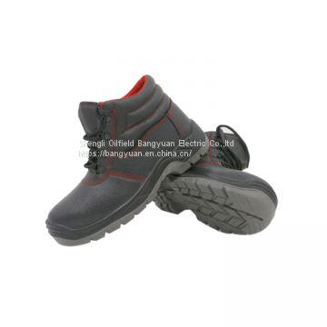 Steel Toe Safety Shoes Anti-smashing Non-slip Breathable Work Shoes