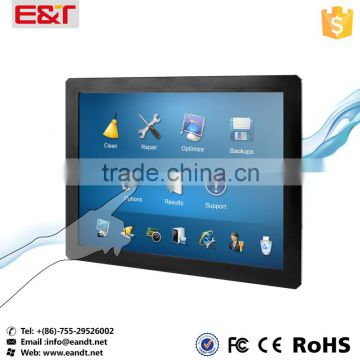 "12"" infrared touch screen monitors outdoor waterproof touch screen outdoor touch screen monitor"