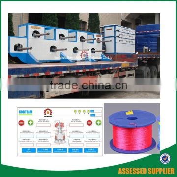 Wire Tinning Stripping Cutting Embroidery Twisting Machine