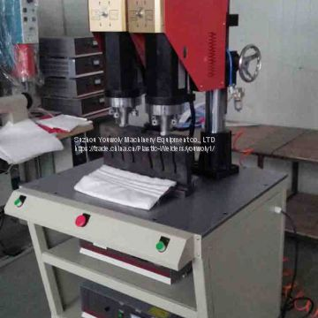 Spin Melting Welding Machine for Automotive plastic Parts