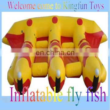 surfing water game inflatable flyfish games