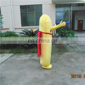 100% handmade hot sale customized tooth mascot costume for adults