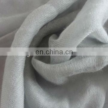 Woven worsted scarf cashmere fabric