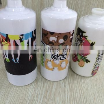SLJET hot selling curved surface cosmetic bottle uv inkjet printing machine printer with double DX7 printhead