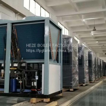 China Manufacturer AIR COOLED WATER CHILLER HEAT PUMP