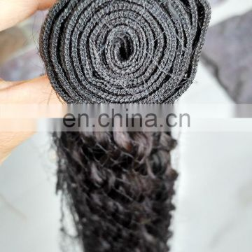 Top Grade Unprocessed Virgin Remy Human Hair Different Types Of Curly Weave Hair