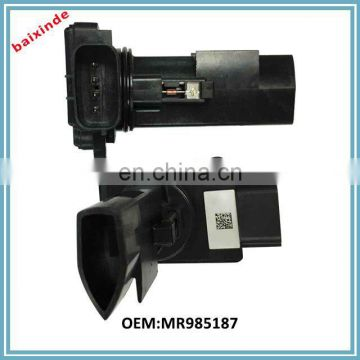 BAIXINDE BRAND Mass Air Sensor OEM MR985187 E5T60171 for MITSUBISHI OUTLANDER LANCER Mass Air Flow Sensor