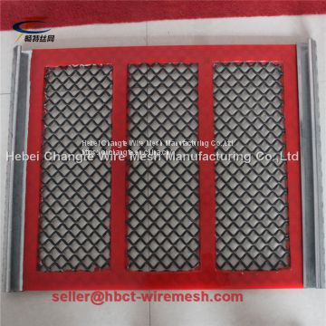 2 To 60mesh Galvanized Square Wire Mesh Plain Weave Anti- Corrosion For Filter