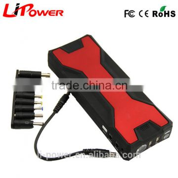 Real capacity 18000mAh portable heavy duty power bank car jump starter for diesel car engine                                                                         Quality Choice                                                                     Supplie