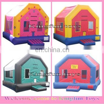 4.5M Inflatable bounce house/jumping moonwalk