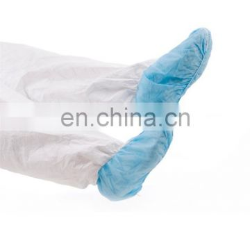 Disposable plastic shoe cover /outdoor non slip PP shoe cover