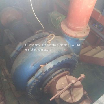 Sale: 18.3 inch Diameter Pipe Cutter Suction Dredger