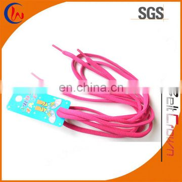 Wholesale high quality rope shoelaces