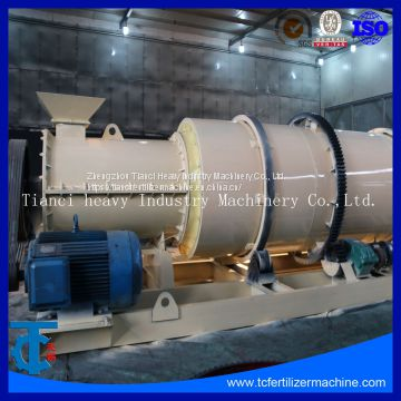 Organic Chemical Fertilizer Rotary Granulator