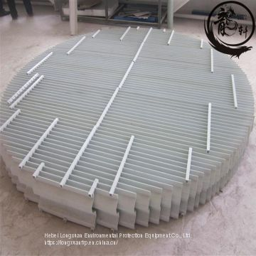 Pvc Water Mist Eliminator Cooling Tower Fire Resistant Anti-aging