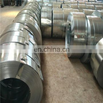 china factory bright dx51d+z gi coil hot dip galvanized zinc coat steel strip
