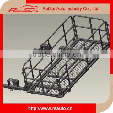Universal Durable Off Road 4X4 Cargo Carrier,4x4 accessory Used for SUV,PICKUPS, ATV,VANS.