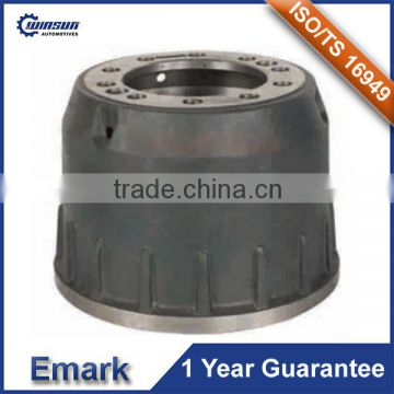 305mm Sertel Serin Jumbo Parts Drum Brake for Semi Trailer