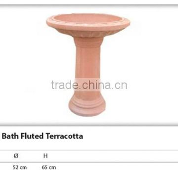 Viet nam pottery supplier-Special Birth Bath Terracotta