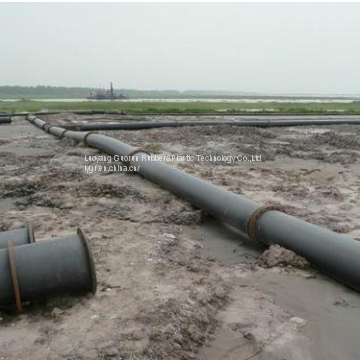 UHMW PE pipe in coal-mineral industries