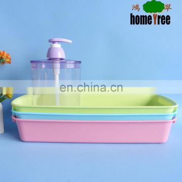 Multipurpose Comdiment Tableware Soap Sundries Bath Storage Basket