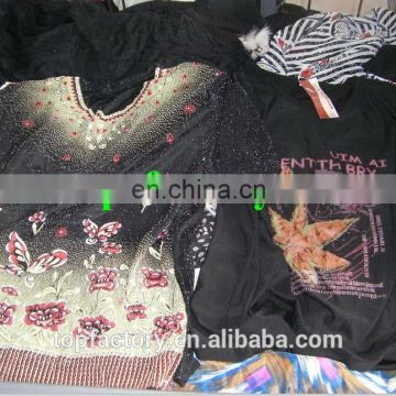 Cheap Fashion used clothes second hand clothes used clothing lots