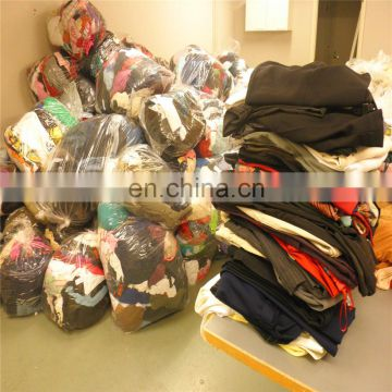 Uk Import Children Wear Second Hand Clothing/Uk Creamand shoes and container of used
