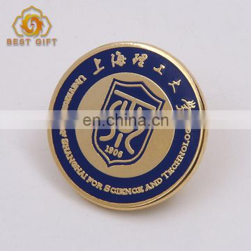 2018 Duangdong Factory Custom Zinc Alloy Badge
