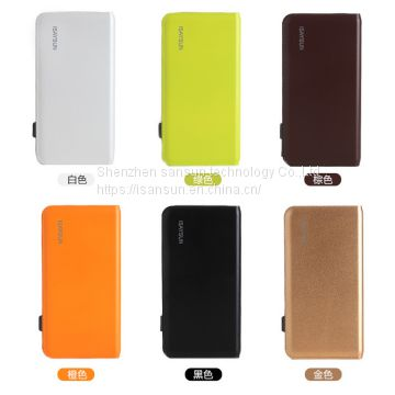 power charger usb power bank 4000 mah power bank external battery for iphone
