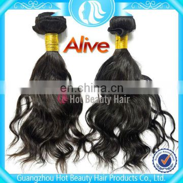 Brazilian 2 Weave Color 12 inch Human Hair Weave Extension