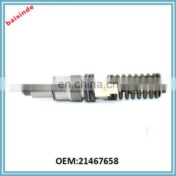 New Electric Diesel Unit Volve fuel Injector 21467658 BEBE4G14001