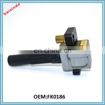 Car Ignition Coil OEM FK0186 22433-AA540 for SUBARUs Impreza Forester Legacy Auto Ignition Coil Pack