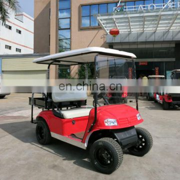 Classic 2 Seater Golf Kart, Electric Golf Kart for Ball Collect with Wire Protective| AX-C2 | CE