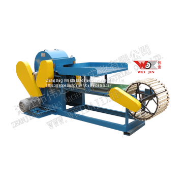 zhanjiang weijin direct sale sisal fiber extraction machine sisal fiber extraction