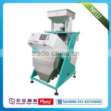 MINI SEEDS CCD COLOR SORTER MACHINE FROM CHINA, HONS+
