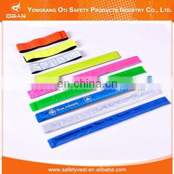 2015 New Popular colorful Eco-friendly Reclaimed Material slap bracelets uk