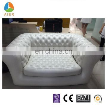 2015 Newest inflatable chair,Classic Chesterfield Inflatable Sofa