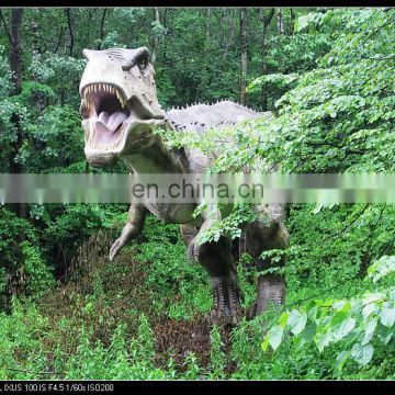 High Quality Animatronic T-rex for outdoor playgroud for sale