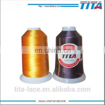 5000M Big Spool Polyester Embroidery Thread 120D