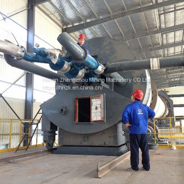 High efficiency and energy-saving industrial multifuel biomass burner for furnace