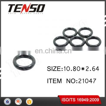 Tenso Fuel Injector Repair Kits Fuel Injector Service Kits Viton O-rings 21047 10.80*2.64