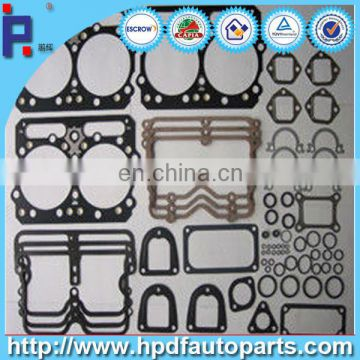 Dongfeng truck spare parts NT855 upper repair kit 3803040 for NT855 diesel engine