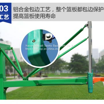 Outdoor Inground Basketball Hoop Basketball Stand